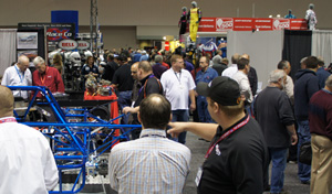 IMIS 2010 drew big crowds