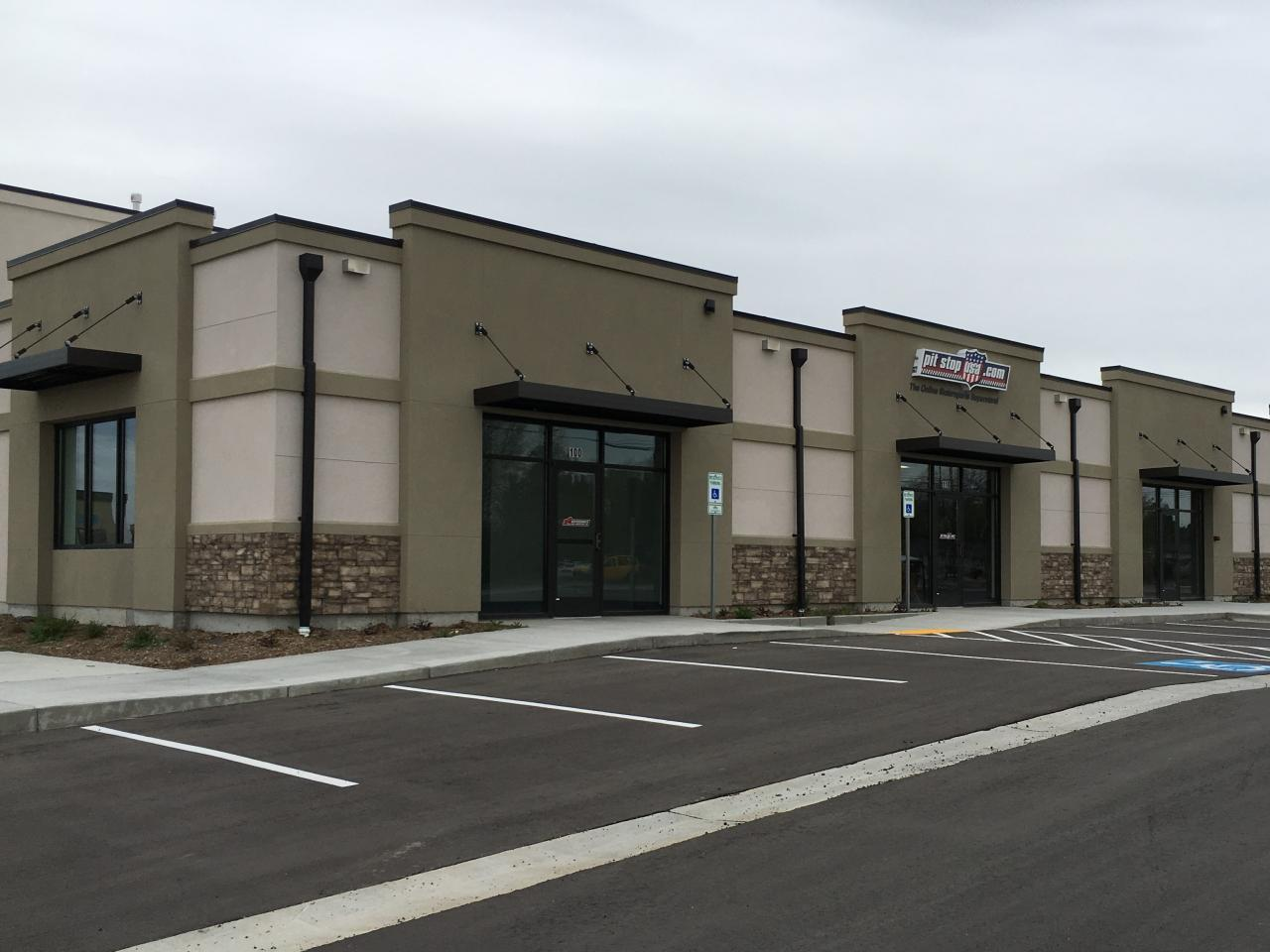 Performance Sales and Marketing Corporate Office and Retail Showroom in Meridian, Idaho.