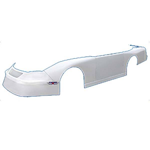 Five Star Ford Fusion Abc Re Skin Body Package White