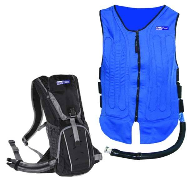 Techniche International Kewlflow Circulatory Cooling Vest