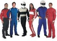 SFI-1 Rated Single Layer Suits - Shop All SFI-1 Auto Racing Suits