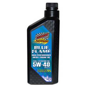 Champion Motor Oil - Champion Blue Flame Synthetic Diesel Oil