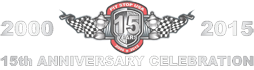 Pit Stop USA 15th Anniversary 2000-2015
