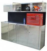 Trailer Accessories - Cabinets, Shelves & Tables