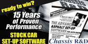 Chassis R&D Stock Car Set-Up Software