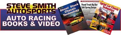 Steve Smith Autosports has been a leading publisher of auto racing books for over 35 years!