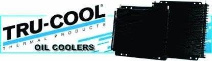 Tru-Cool Oil Coolers lower temperatures so you can you drive hard...rest easy!