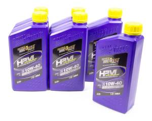 Royal Purple Racing Oil - Royal Purple HPM High Performance Marine Oil