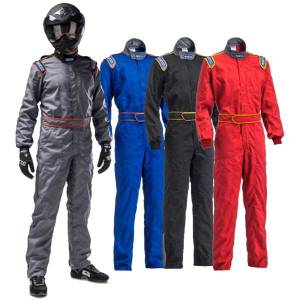 Crew Apparel - Crew Mechanics Suits
