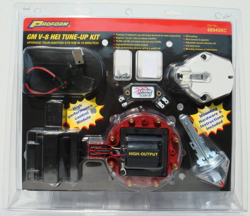 Sprint Car Engine Rotator Tool: Proform HEI Distributor Tune-Up Kit