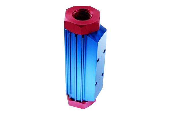 Professional Products Competition Inline Fuel Filter - 1/2