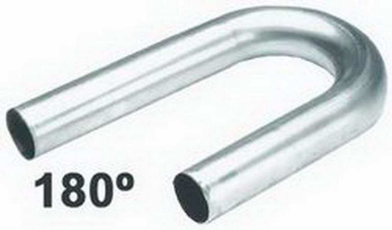 Patriot Exhaust J-Bend Mild Steel 1.500 x 2in Radius 18 Gauge