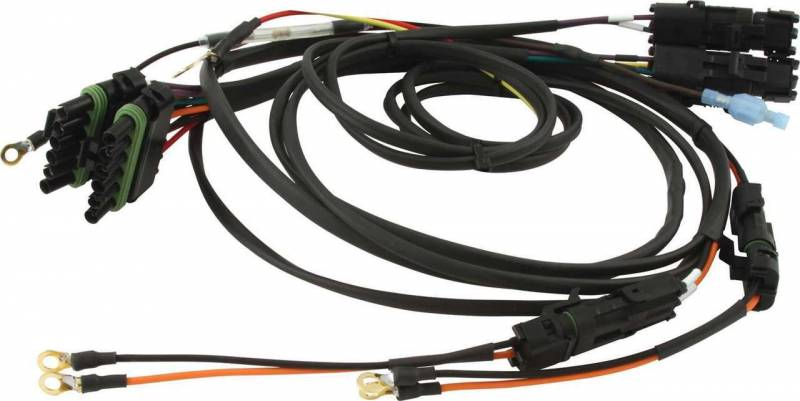 quickcar racing products 50 2021 quickcar dual dirt wiring harness