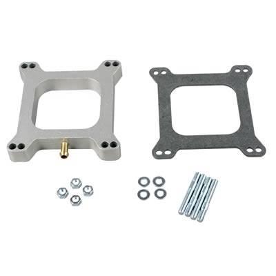 Gasket 4945 Aluminum Carburetor Spacer Kit Mr Gasket Mr