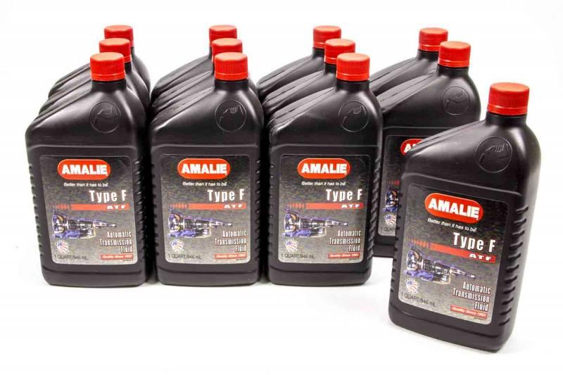 Amalie Oil Amalie Ford Type F Transmission Fluid  Qt Bottle Case