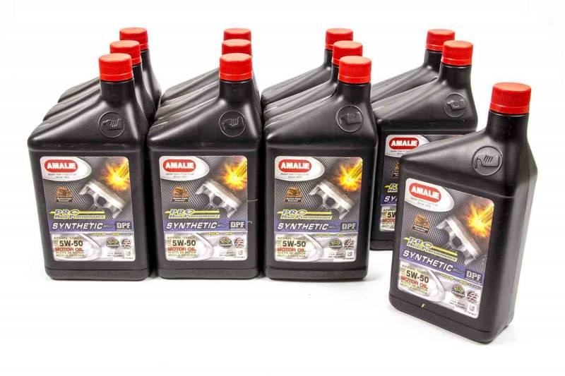Amalie pro high performance synthetic blend motor oil 5w for 5w50 synthetic motor oil