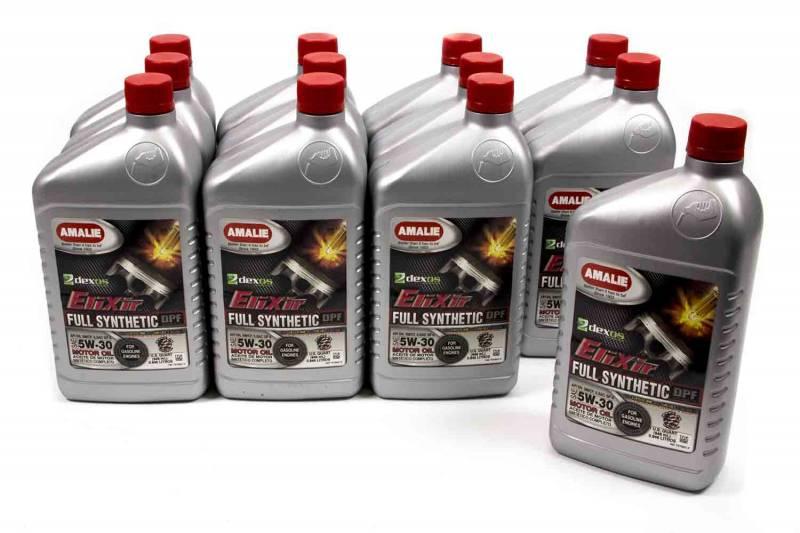 Amalie Oil 160 75766 56 Amalie Elixir Full Synthetic