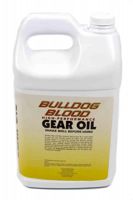 DMI Bulldog Blood 75W90 Synthetic Gear Oil - 1 Gallon : BULLDOG1
