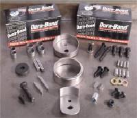 Dura-Bond SB Ford EFI Engine Hardware Finishing Kit - SB Ford 302