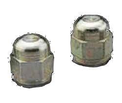 Pack of 2 6AN Cap Fittings Aeroquip FCM3602 Steel