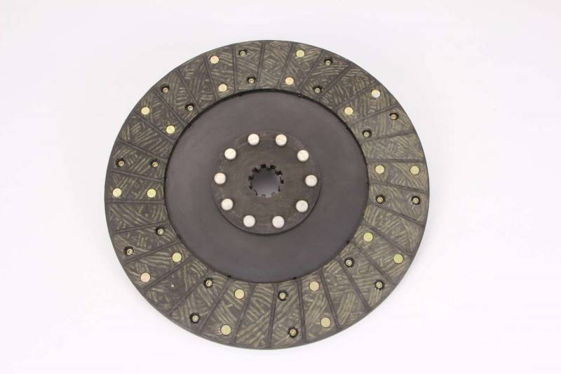 Solid Hub Ace Mfg 10-1//2 In GM Organic Clutch Disc 1-1//8 10-Spline