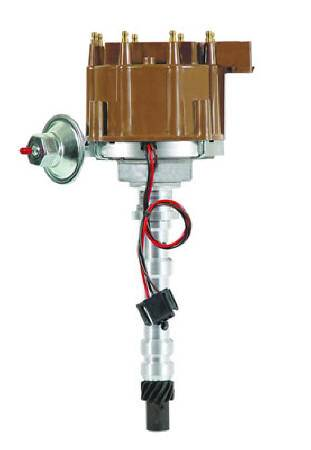 Accel GM HEI Replacement Distributor w/ Coil - Chevy - Magnetic