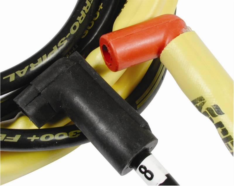 Accel 8.8mm 300+ Race Plug Wire Set - SB Chevy w/ HEI ... on