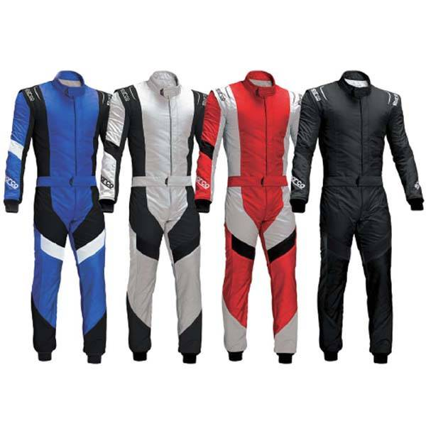 -15 46 Sparco 001109X1546NR Black Air Suit