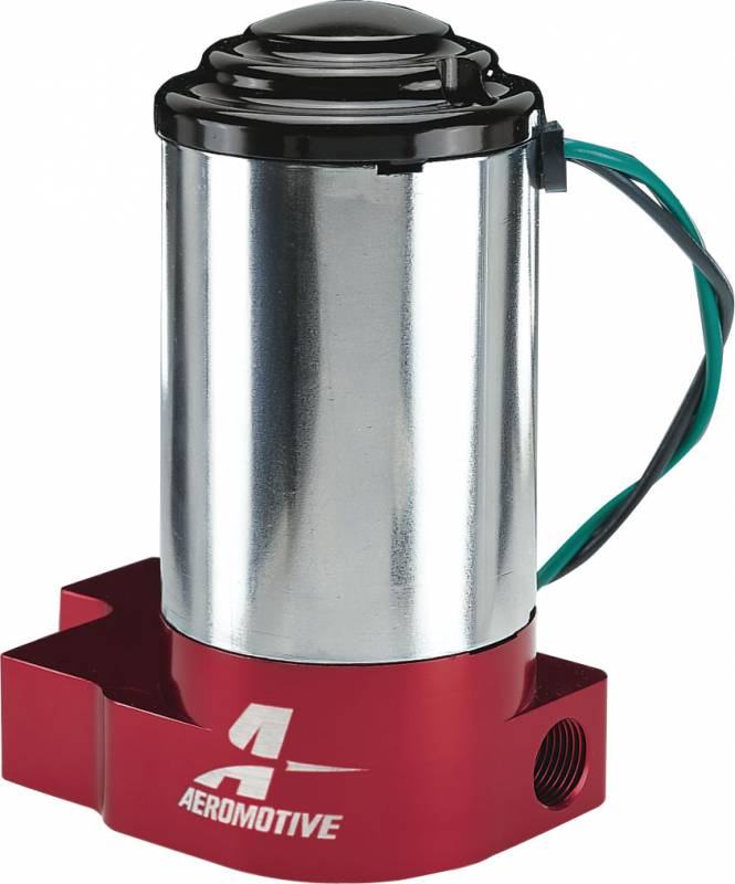 Street Rod Fuel Pump : Aeromotive street rod electric fuel pump