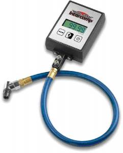 Wheel & Tire Tools - Tire Pressure Gauges - Digital