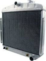 Allstar Performance Radiators - Allstar 1955-57 Chevy Aluminum Radiators