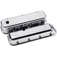 Valve Covers & Accessories - Aluminum Valve Covers - BB Chevy