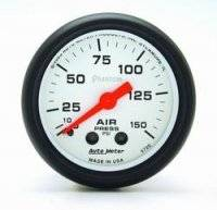 Air Pressure Gauges - Mechanical Air Pressure Gauges