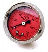 Fuel Injection System Components - EFI Fuel Pressure Gauges