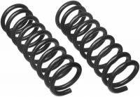 Front Coil Springs - Street / Strip - Moog Replacement Coil Springs