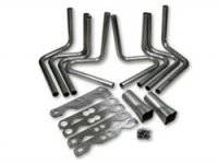 Weld-Up Header Kits - SB Chevy Weld-Up Header Kit