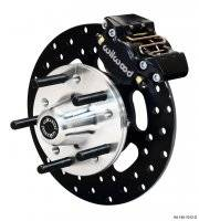 Front Brake Kits - Drag - Wilwood DynaPro Single Front Drag Brake Kits