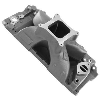 Brodix Cylinder Heads BB Chevy High Velocity Intake Manifold - 4150