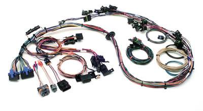 painless performance fuel injection harnesses 60101 ... tbi wiring diagram 4l60e #2