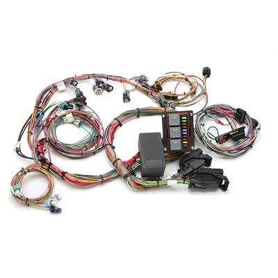 painless performance fuel injection harnesses 60524 painless rh pitstopusa com O8 GMC Engine Wiring Harness LS3 Wiring Harness Schematic