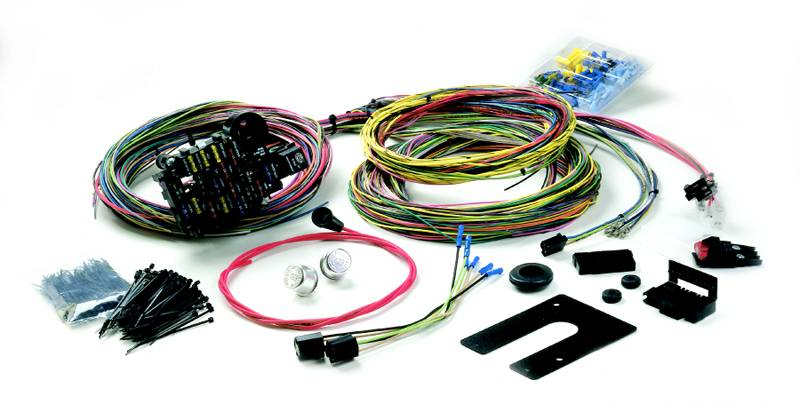 painless performance universal 18 circuit harnesses 10201 Universal Painless Wiring Harness