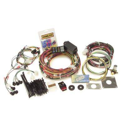 F143873604 painless performance 1964 1 2 66 mustang chassis harness 20120 1970 Mustang Wiring Harness at crackthecode.co