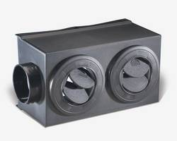 Air Conditioning & Heating - Heater Plenum Boxes