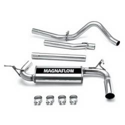 Exhaust Systems - Jeep Exhaust Systems