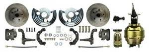 Front Brake Kits - Street / Truck - Right Stuff Detailing Front Disc Brake Conversion Power Kits
