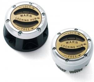 Hubs & Bearings - 4WD Locking Hubs