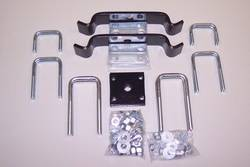 Leaf Springs Accessories - Helper Spring Mounting Kits