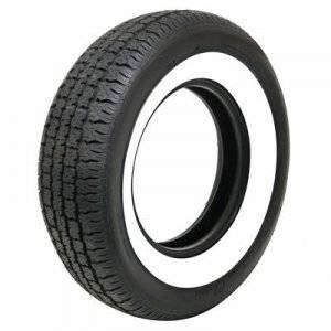Tires - Coker American Classic Collector Radial Tires