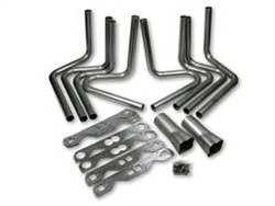 Weld-Up Header Kits - SB Chevy Weld-Up Header Kits
