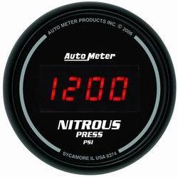 Gauges - Digital Nitrous Oxide Pressure Gauges